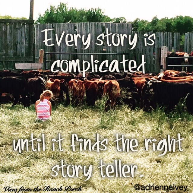 every story is complicated pic