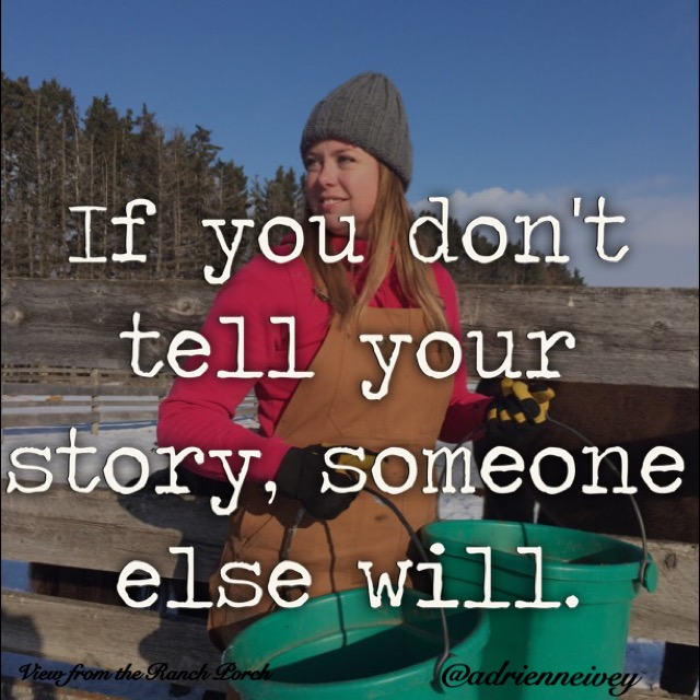 tell your story pic
